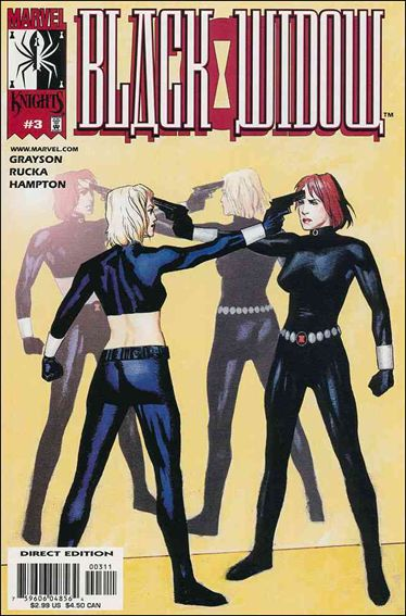 Black Widow Vol. 2-03 (2001/Breakdown)
