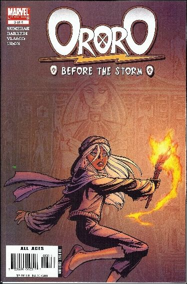 Ororo:Before the Storm #03