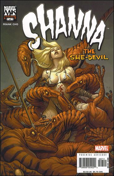 Shanna She-Devil-07 (Marvel Knights/2005)