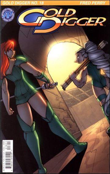 Gold Digger Vol.2-18 (1999 Series)