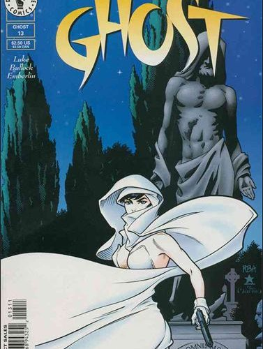 Ghost Vol.1-13